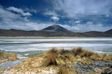 Free Salt Lake In Bolivia,Bolivia Royalty Free Stock Photos - 8578838