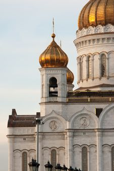 Free Cathedral Of Christ The Savior Royalty Free Stock Photos - 8578928