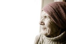 Free Senior Portrait Royalty Free Stock Photo - 8579455