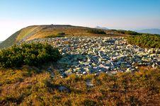 Free Mountain Stony View Stock Photos - 8579883