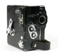 Free Old Camera Stock Photos - 8579903