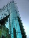 Free Blue Mirror Estonia Building Royalty Free Stock Photo - 8580955
