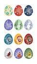 Free Easter Eggs Stock Photos - 8583793