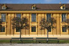 Free Schronnbrunn Castle, Vienna, Austria Royalty Free Stock Image - 8580036