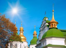 Free Kyiv City Scene Royalty Free Stock Images - 8580059