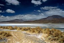 Free Salt Lake In Bolivia,Bolivia Stock Image - 8580491