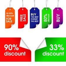 Free Sale Illustration Royalty Free Stock Image - 8580506