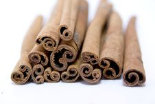 Free Cinnamon Sticks Stock Images - 8580894