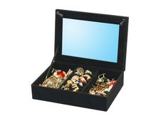 Jewelry In Box Stock Image
