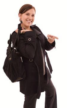 Free Woman Stock Photography - 8581802