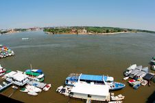 Free Danube Delta Royalty Free Stock Photos - 8581918