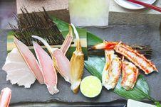 Free Japanese Sushi Stock Image - 8583261