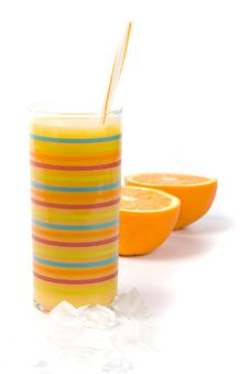 Free Juice In Glass Stock Images - 8583534