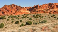 Free South Coyote Buttes Landscape Royalty Free Stock Photos - 8583668