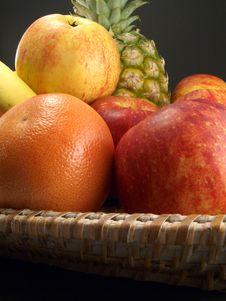 Free Fruit Mix. Royalty Free Stock Image - 8585546