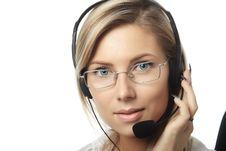 Free Helpline Stock Photo - 8585580