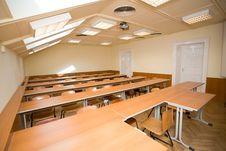 Free Empty Classroom Stock Photography - 8585992