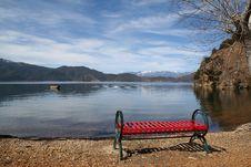 Free Lake Or Bench Stock Photos - 8586053