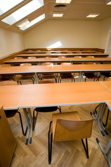 Free Empty Classroom Stock Photos - 8586213