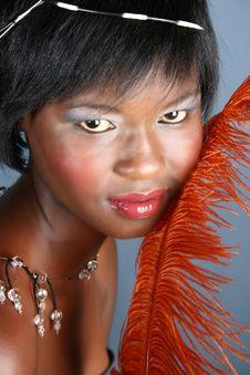 Free Female Model Royalty Free Stock Photos - 8586748