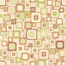 Free Seamless Stylish Pattern. Royalty Free Stock Image - 8587006