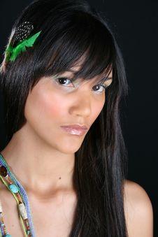 Free Female Model Stock Photography - 8587032