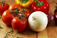Free Fresh Vegetables Stock Photos - 8587063