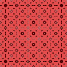 Free Abstract Seamless Pattern Royalty Free Stock Photo - 8587175