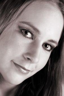 Free Female Model Stock Images - 8587214