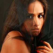 Free Under A Veil Stock Image - 8587271
