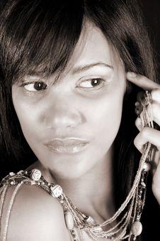 Free Female Model Stock Photo - 8587730