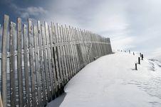 Free Fence Of Lathe Stock Photography - 8588292