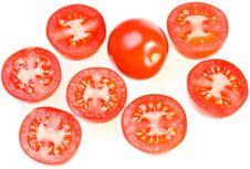 Free Tomatoes Royalty Free Stock Photo - 8589165