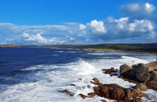 Free Seascape Royalty Free Stock Images - 8589269