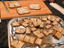 Free Bread And Butter Stock Photography - 8589552