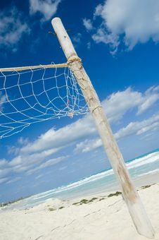 Free Volleyball Net Stock Photo - 8589640