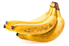 Free Bananas Royalty Free Stock Image - 8589686