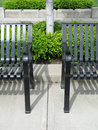 Free Black Bench Stock Photos - 8598413