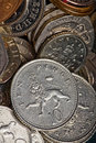 Free British Coin Collection Stock Images - 8599254