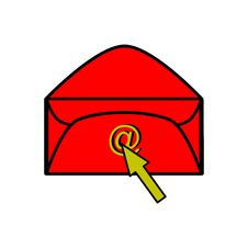 Free Email Icon Stock Image - 8591421