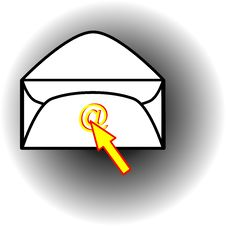 Free Email Icon Stock Photography - 8591422
