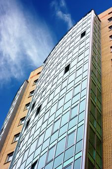 Free Skyscraper Stock Photography - 8592472