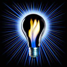 Free Lightbulb Stock Photography - 8592512