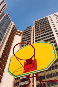 Free Small Sports In A City 2 Royalty Free Stock Image - 8592976