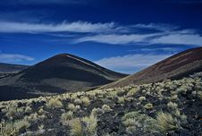 Free Volcanic Landscape In Argentina,Argentina Stock Image - 8593161