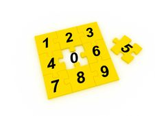 Free Puzzle Royalty Free Stock Images - 8593189