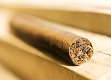 Free Cigar Royalty Free Stock Photo - 8593585