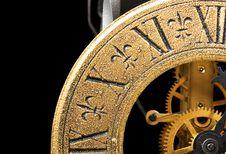 Free Antique Clock Stock Photo - 8593800