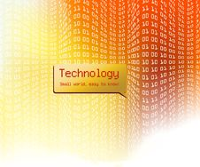 Free Technology Background Royalty Free Stock Images - 8594069