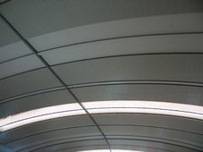 Free Modern Ceiling Royalty Free Stock Images - 8595239